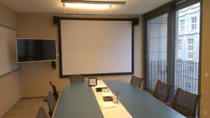 Media Lounge Jensch Citrix Besprechungsraum