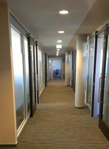 Media Lounge Jensch Citrix Flur Teppich auf Hohlraum